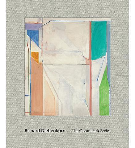 Richard Diebenkorn: The Ocean Park Series - the exhibition catalogue from Modern Art Museum of Fort Worth available to buy at Museum Bookstore