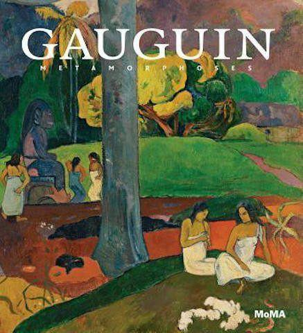 Gauguin: Metamorphoses - the exhibition catalogue from MoMA available to buy at Museum Bookstore