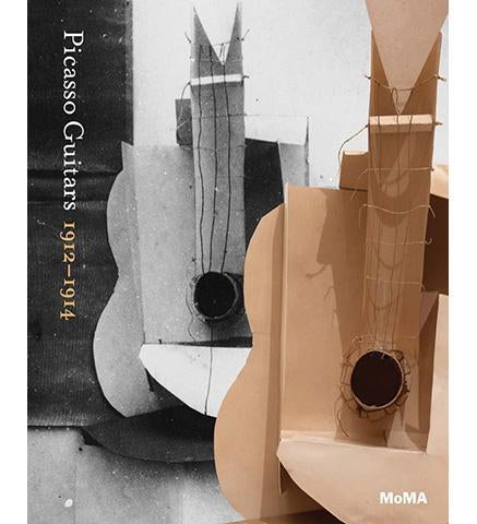 Picasso Guitars: 1912-1914 - the exhibition catalogue from MoMA available to buy at Museum Bookstore