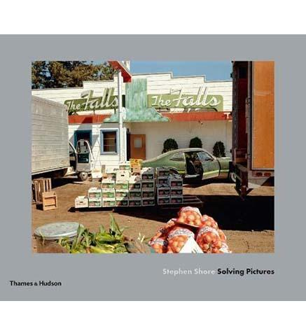 Stephen Shore - the exhibition catalogue from MoMA available to buy at Museum Bookstore