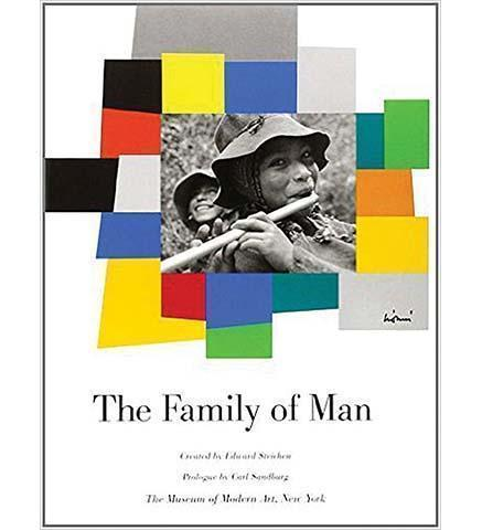 The Family of Man - the exhibition catalogue from MoMA available to buy at Museum Bookstore
