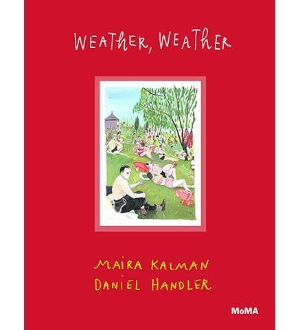Weather, Weather - the exhibition catalogue from MoMA available to buy at Museum Bookstore
