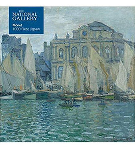 Monet The Museum at Le Havre : 1000-piece Jigsaw Puzzle available to buy at Museum Bookstore