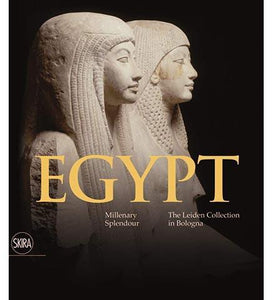 Egypt: Millenary Splendour: The Leiden Collection in Bologna - the exhibition catalogue from Museo Civico Archeologico, Bologna available to buy at Museum Bookstore