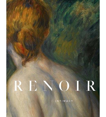 Renoir: Intimacy - the exhibition catalogue from Museo Thyssen-Bornemisza available to buy at Museum Bookstore