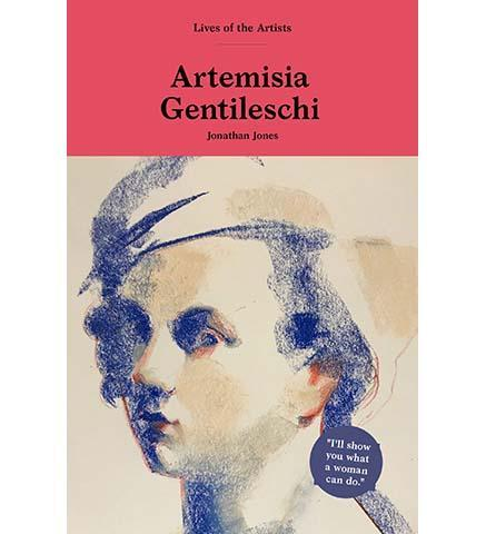 Artemisia Gentileschi - the exhibition catalogue from Museum Bookstore available to buy at Museum Bookstore