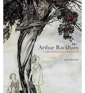 Museum Bookstore Arthur Rackham: A Life with Illustration exhibition catalogue