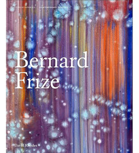 Museum Bookstore Bernard Frize exhibition catalogue
