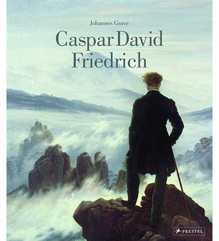 Caspar David Friedrich - the exhibition catalogue from Museum Bookstore available to buy at Museum Bookstore