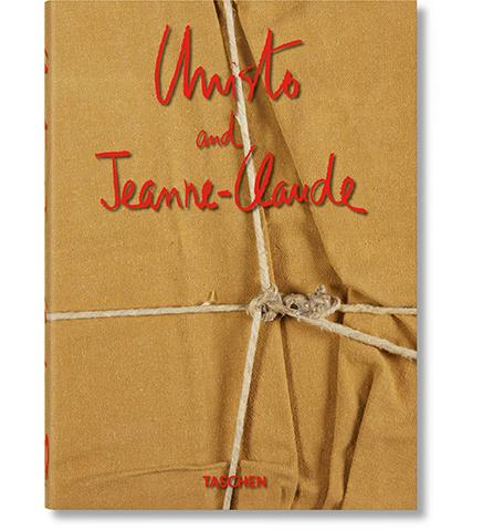 Museum Bookstore Christo and Jeanne-Claude - 40th Anniversary Edition exhibition catalogue