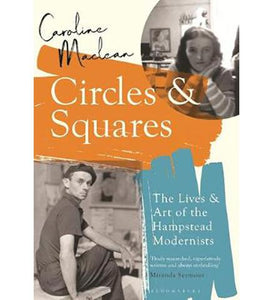 Museum Bookstore Circles and Squares : The Lives and Art of the Hampstead Modernists exhibition catalogue