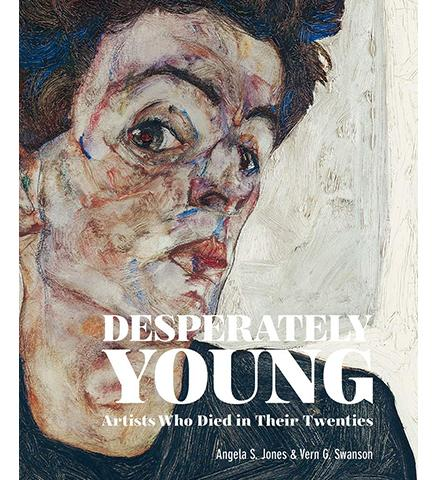 Museum Bookstore Desperately Young : Artists Who Died in Their Twenties exhibition catalogue