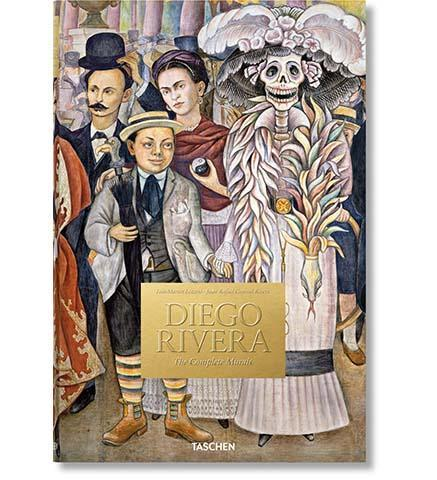 Diego Rivera: The Complete Murals - the exhibition catalogue from Museum Bookstore available to buy at Museum Bookstore