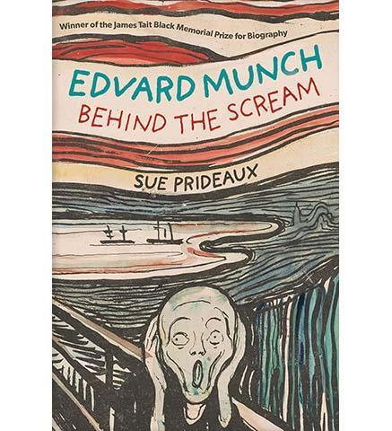Edvard Munch : Behind the Scream - the exhibition catalogue from Museum Bookstore available to buy at Museum Bookstore