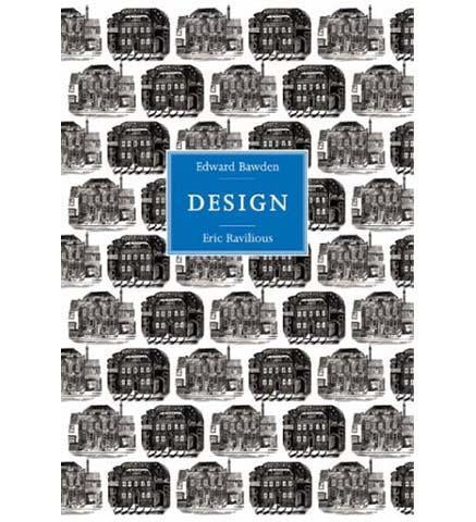 Edward Bawden and Eric Ravilious: Design - the exhibition catalogue from Museum Bookstore available to buy at Museum Bookstore