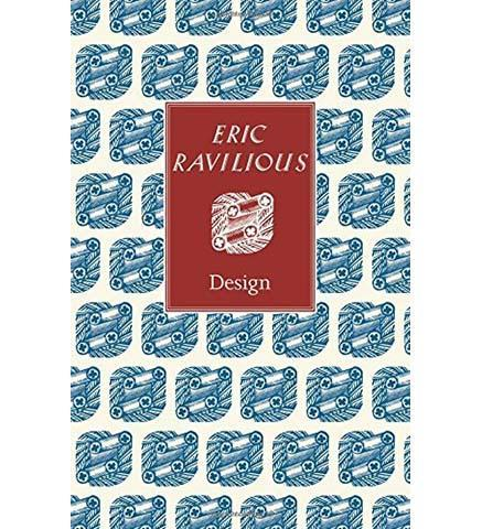 Eric Ravilious: Design - the exhibition catalogue from Museum Bookstore available to buy at Museum Bookstore