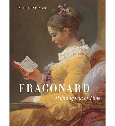 Museum Bookstore Fragonard : Painting out of Time exhibition catalogue