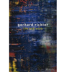 Museum Bookstore Gerhard Richter: Life and Work exhibition catalogue