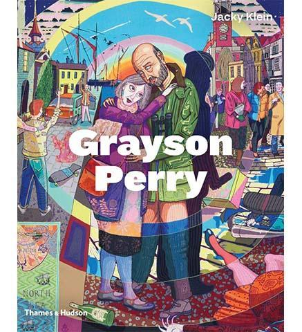 Grayson Perry - the exhibition catalogue from Museum Bookstore available to buy at Museum Bookstore