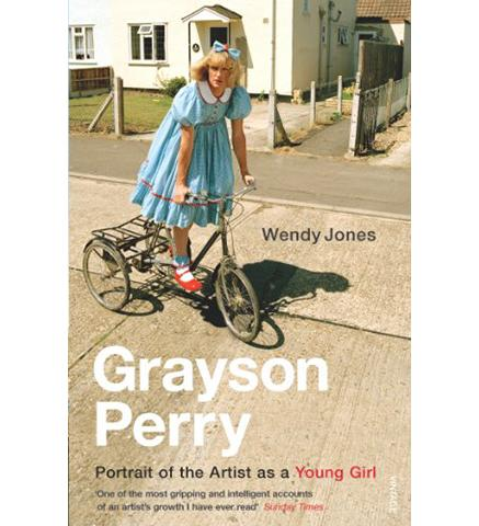 Museum Bookstore Grayson Perry : Portrait Of The Artist As A Young Girl exhibition catalogue