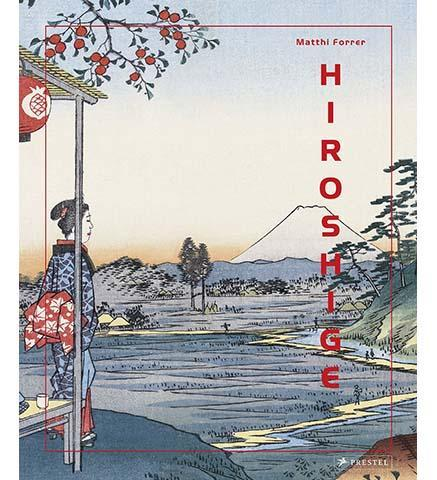 Hiroshige - the exhibition catalogue from Museum Bookstore available to buy at Museum Bookstore