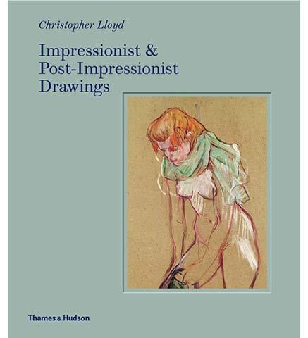 Impressionist and Post-Impressionist Drawings - the exhibition catalogue from Museum Bookstore available to buy at Museum Bookstore