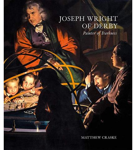 Museum Bookstore Joseph Wright of Derby: Painter of Darkness exhibition catalogue