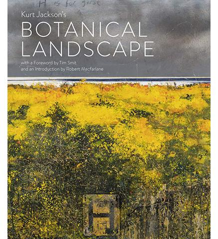 Museum Bookstore Kurt Jackson's Botanical Landscape exhibition catalogue