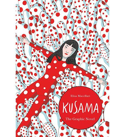 Museum Bookstore Kusama : The Graphic Novel exhibition catalogue