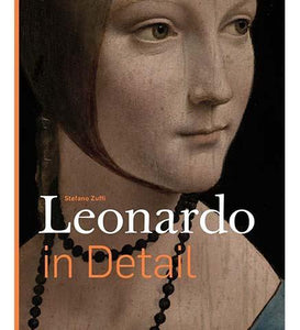 Leonardo in Detail - the exhibition catalogue from Museum Bookstore available to buy at Museum Bookstore