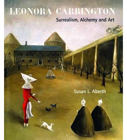 Museum Bookstore Leonora Carrington : Surrealism, Alchemy and Art exhibition catalogue