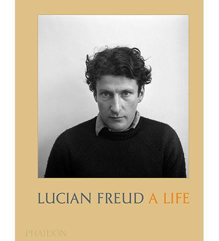 Lucian Freud: A Life - the exhibition catalogue from Museum Bookstore available to buy at Museum Bookstore