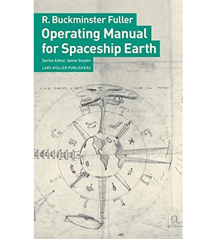 Museum Bookstore Operating Manual for Spaceship Earth exhibition catalogue