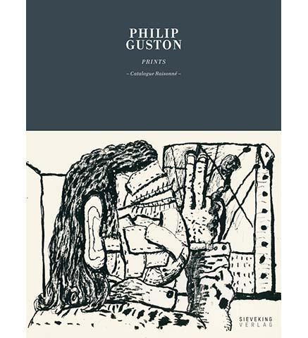 Philip Guston: Prints - Catalogue Raisonne - the exhibition catalogue from Museum Bookstore available to buy at Museum Bookstore