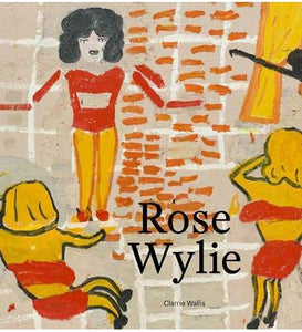 Museum Bookstore Rose Wylie exhibition catalogue