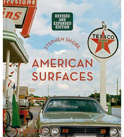 Museum Bookstore Stephen Shore: American Surfaces : Revised & Expanded Edition exhibition catalogue