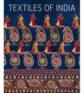 Museum Bookstore Textiles of India exhibition catalogue