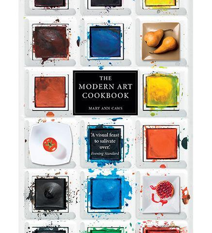The Modern Art Cookbook - the exhibition catalogue from Museum Bookstore available to buy at Museum Bookstore
