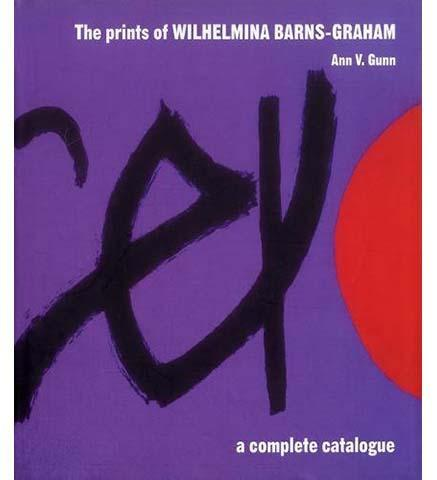 Museum Bookstore The Prints of Wilhelmina Barns-Graham : A Complete Catalogue