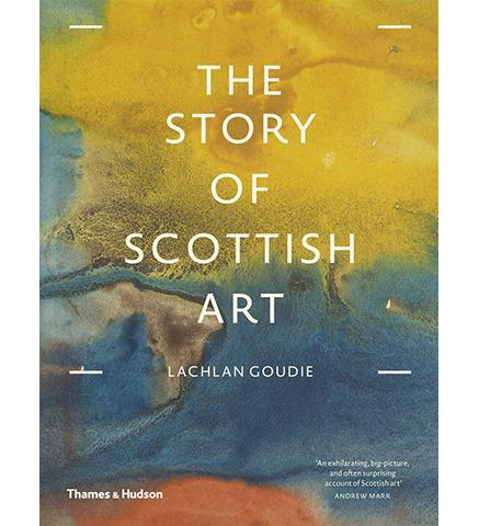 Museum Bookstore The Story of Scottish Art exhibition catalogue