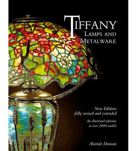 Museum Bookstore Tiffany Lamps and Metalware : An illustrated reference to over 2000 models exhibition catalogue