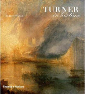 Museum Bookstore Turner in his Time exhibition catalogue