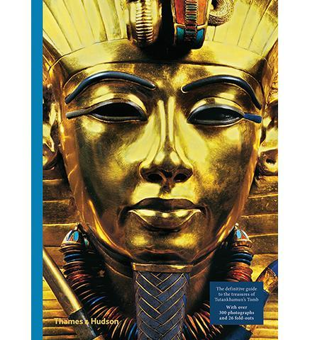Tutankhamun : The Treasures of the Tomb - the exhibition catalogue from Museum Bookstore available to buy at Museum Bookstore