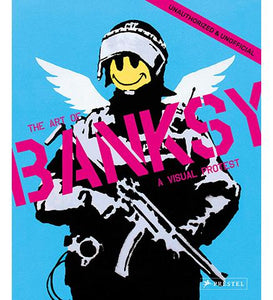 Museum Bookstore Visual Protest: The Art of Banksy exhibition catalogue