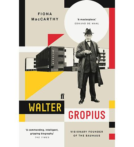 Museum Bookstore Walter Gropius : Visionary Founder of the Bauhaus exhibition catalogue