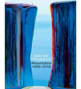 Museum Bookstore Wayne Thiebaud Mountains exhibition catalogue