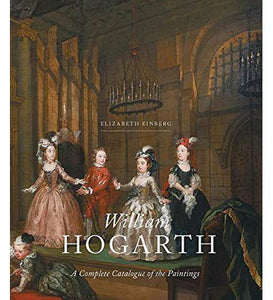 Museum Bookstore William Hogarth : A Complete Catalogue of the Paintings exhibition catalogue