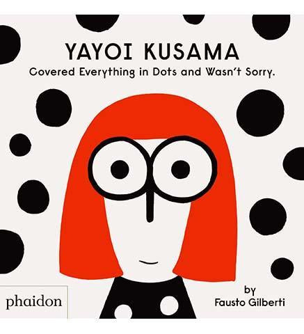 Yayoi Kusama Covered Everything in Dots and Wasn't Sorry - the exhibition catalogue from Museum Bookstore available to buy at Museum Bookstore