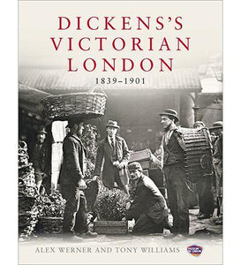 Dickens's Victorian London - the exhibition catalogue from Museum of London available to buy at Museum Bookstore