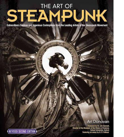 Museum of the History of Science, Oxford The Art of Steampunk exhibition catalogue